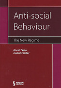 Cover of Anti-Social Behaviour: The New Regime