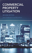 Cover of Commercial Property Litigation