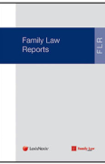 Cover of Family Law Reports