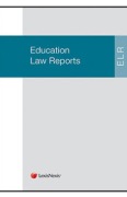 Cover of Education Law Reports