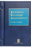 Cover of Individual Voluntary Arrangements Looseleaf