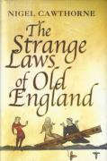 Cover of The Strange Laws of Old England