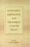 Cover of Investment Arbitration and the Energy Charter Treaty