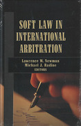 Cover of Soft Law in International Arbitration
