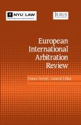 Cover of European International Arbitration Review (EIAR) Print + Online