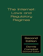 Cover of The Internet: Laws and Regulatory Regimes Looseleaf