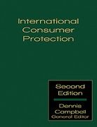 Cover of International Consumer Protection Looseleaf