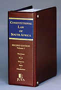 Cover of Constitutional Law of South Africa Looseleaf