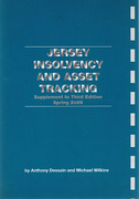 Cover of Jersey Insolvency and Asset Tracking 3rd ed: 1st Supplement