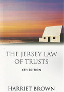 Cover of The Jersey Law of Trusts