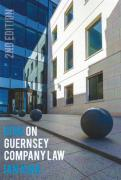 Cover of Kirk On Guernsey Company Law