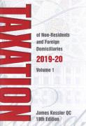 Cover of Taxation of Non-Residents and Foreign Domiciliaries 2019-2020