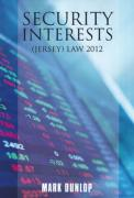Cover of Security Interests (Jersey) Law 2012