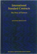 Cover of International Standard Contracts: Price of Fairness