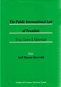 Cover of The Public International Law of Taxation: Text, Cases & Materials