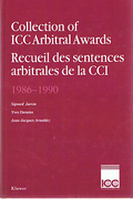 Cover of Collection of ICC Arbitral Awards 1986-1990