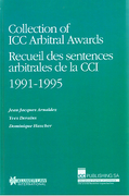 Cover of Collection of ICC Arbitral Awards 1991-1995