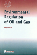 Cover of Environmental Regulation of Oil and Gas