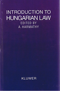 Cover of Introduction to Hungarian Law