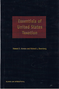 Cover of Essentials of United States Taxation