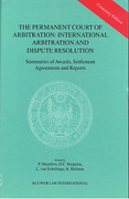 Cover of The Permanent Court of Arbitration: International Arbitration and Dispute Resolution