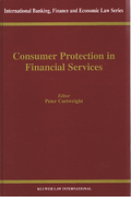 Cover of Consumer Protection in Financial Services