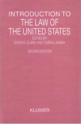 Cover of Introduction to the Law of the United States