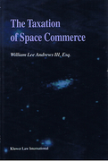 Cover of The Taxation of Space Commerce