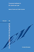 Cover of Communications in EU Antitrust Law