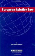 Cover of European Aviation Law