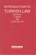 Cover of Introduction to Turkish Law