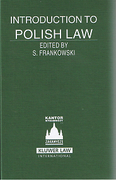 Cover of Introduction to Polish Law