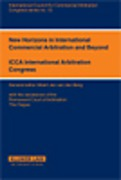 Cover of New Horizons for International Commercial Arbitration and Beyond