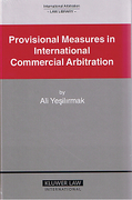 Cover of Provisional Measures in International Commercial Arbitration