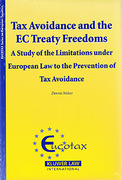 Cover of Tax Avoidance and EC Treaty Freedoms