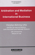 Cover of Arbitration and Mediation in International Business