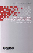 Cover of Pervasive Problems in International Arbitration