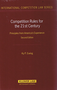 Cover of Competition Rules for the 21st Century: Principles from America's Experience