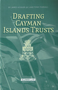 Cover of Drafting Cayman Islands Trusts