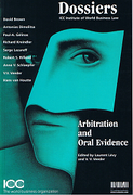 Cover of Arbitration and Oral Evidence