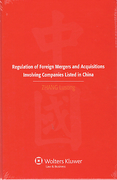 Cover of Regulation of Foreign Mergers and Acquisitions Involving Companies Listed in China