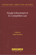 Cover of Private Enforcement of EC Competition Law