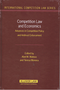 Cover of Competition Law and Economics: Advances in Competition Policy and Antitrust Enforcement