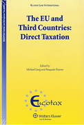 Cover of The EU and Third Countries: Direct Taxation
