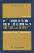 Cover of Intellectual Property and International Trade: TRIPS Agreement