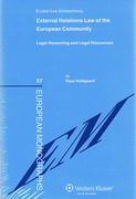 Cover of External Relations Law of the European Community
