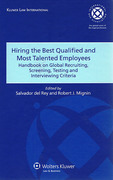 Cover of Hiring the Best Qualified and Most Talented Employees: