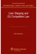 Cover of Liner Shipping and EU Competition Law