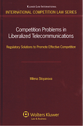 Cover of Competition Problems in Liberalized Telecommunications