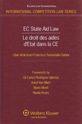 Cover of EC State Aid Law: Liber Amicorum in Honour Francisco Santaolalla